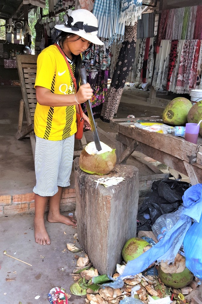 Phnom Kulen day trip, Cambodia - travel blog
