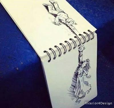 Art And Design 8 Best Strange Ways To Draw 4