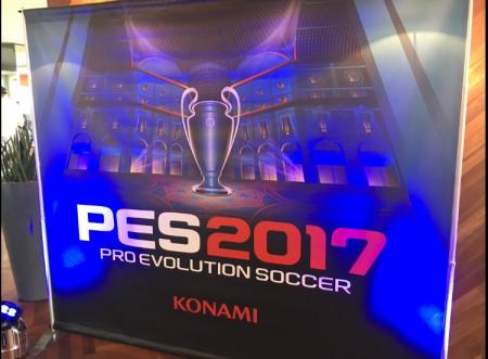 إضافة Spray الحكم في الأخطاء في PES 2017 لأول مرة على لعبة PES مع مميزات اخرى رهيبة