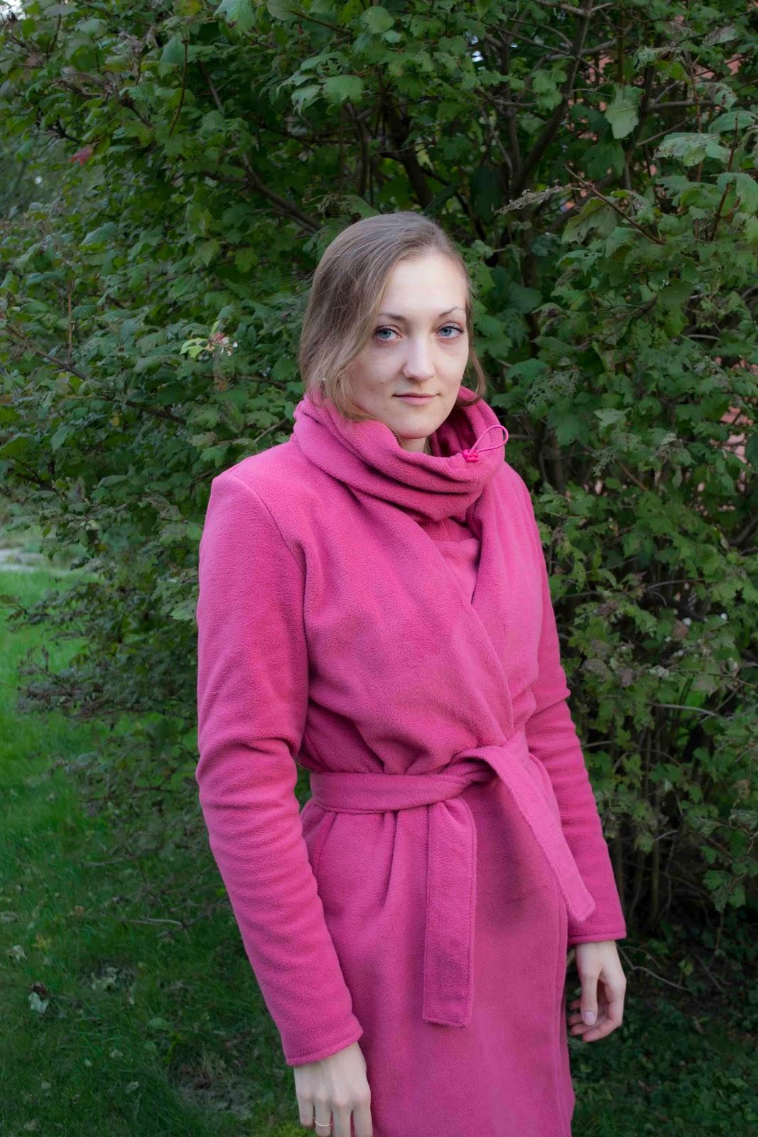 Сшить из флиса пальто для девочки фото 376