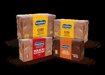 Santa Helena oferece ao mercado nova apresentação do Doce de Amendoim e Chocolate