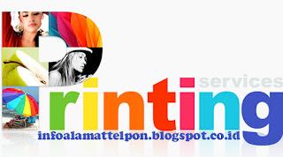 Daftar Alamat Percetakan/Printing Di Denpasar Bali