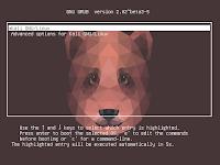 Mengubah Background Grub Loader Kali Linux 2017