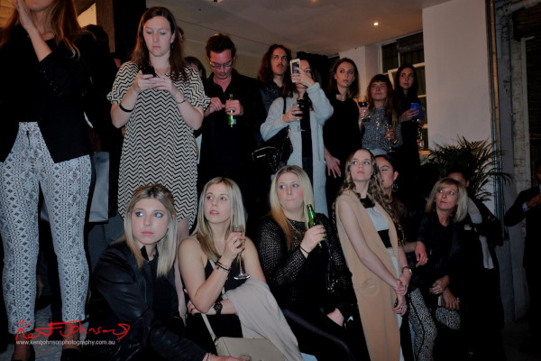Looking on, dance and fashion, Wolftress WE ARE WARRIORS, VIP Launch 2015