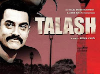 Bollywood Star Aamir Khan uses Google for promotion of his movie Talaash!