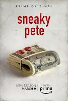 Segunda temporada de Sneaky Pete
