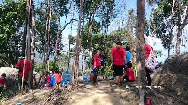 KubUltra Trail Run 2016 Menguji Kekuatan Peserta - Kuala Kubu Bharu