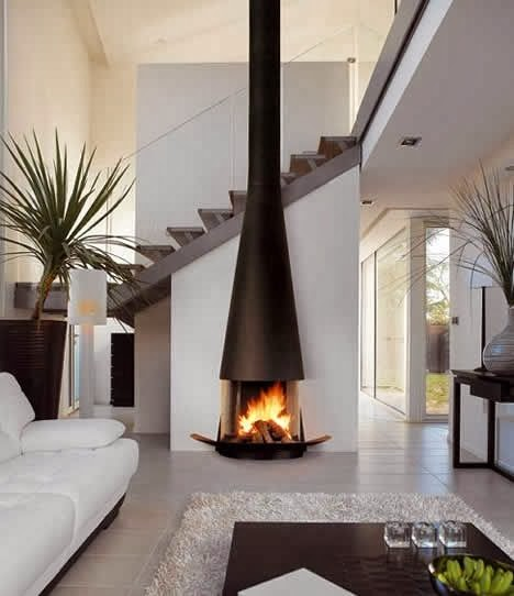 FOCAL POINT STYLING: 20 FIREPLACE DESIGN IDEAS TO CREATE