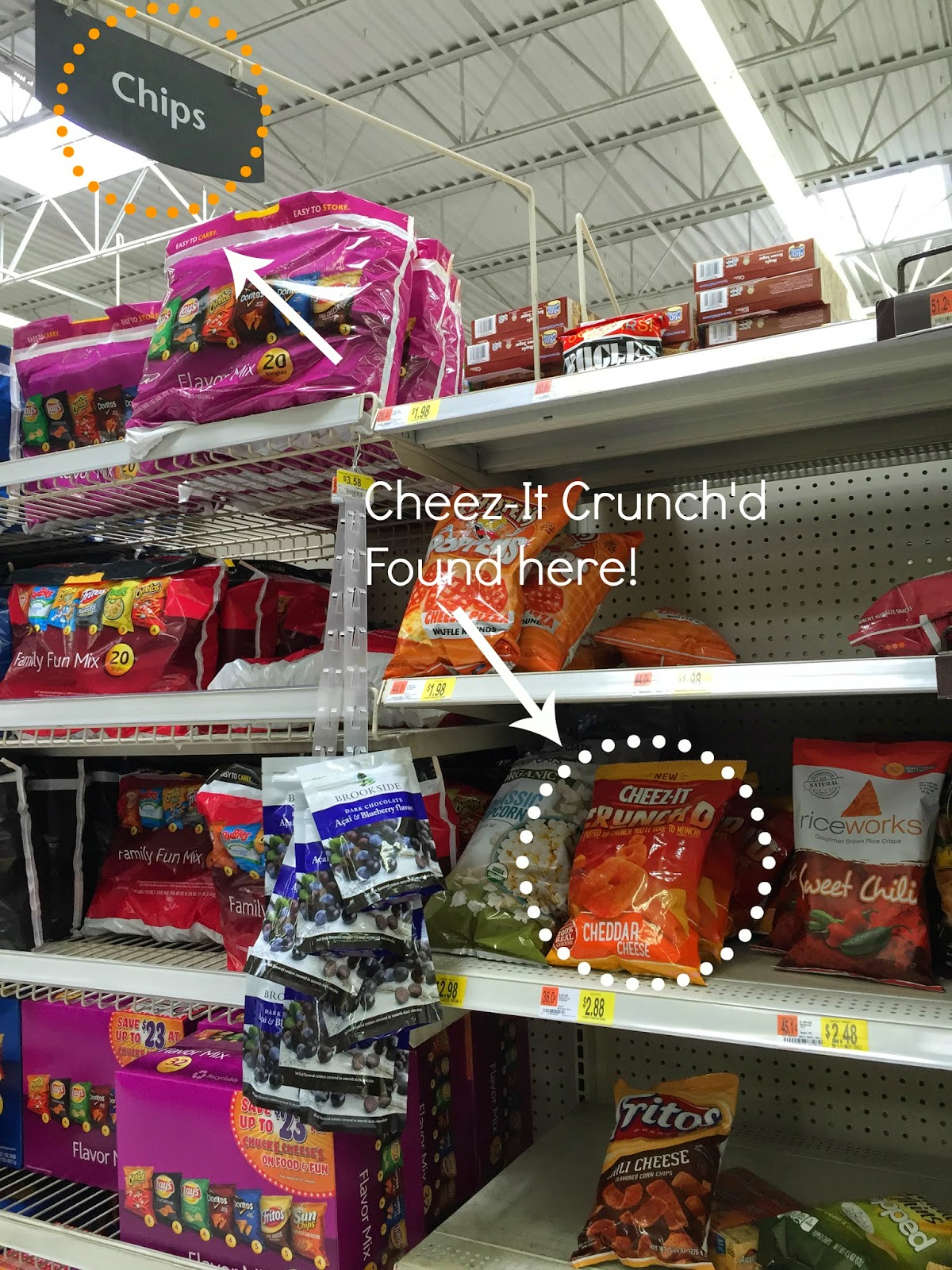 Cheez-It Crunch'd