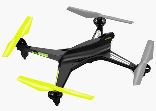 The Aukey Mohawk Drone