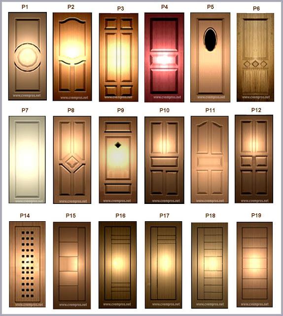 kusen pintu jendela: Referency daun pintu anda