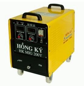 Hình ảnh máy hàn Mig Hồng Ký HK MIG 200Y