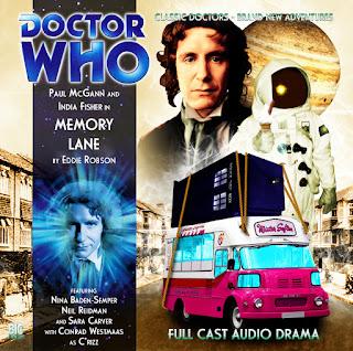 Doctor Who Memory Lane