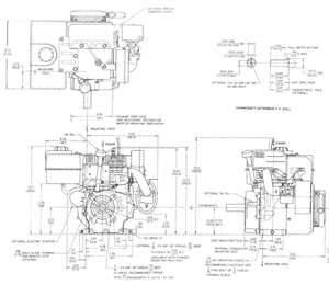 V Manual: List Tecumseh engine parts diagram