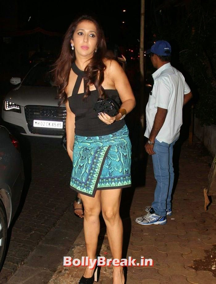 Krishika Lulla, Varun, Yami, Shruti, Nargis Pics from Badlapur Movie Wrap up party