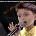Ian Joseph Prelligera sing 'Wag Ka Ng Umiyak' on The Voice Kids Philippines