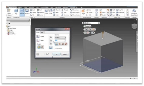 Inventor 3D printing software