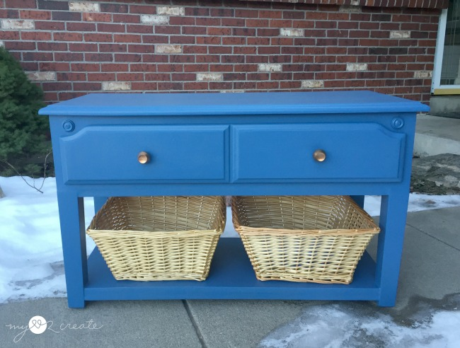 Mudroom Storage Bench, MyLove2Create