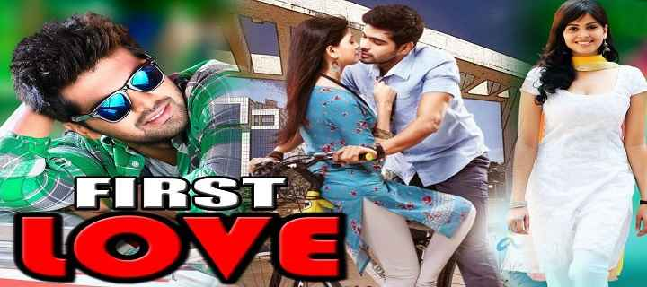 First Love (2014) Hindi Dubbed 480p HDRip 500mb