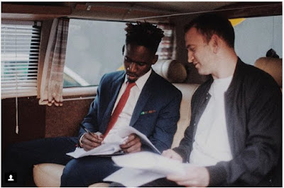 Mr Eazi Bags Licensing Deal With Columbia Music UK