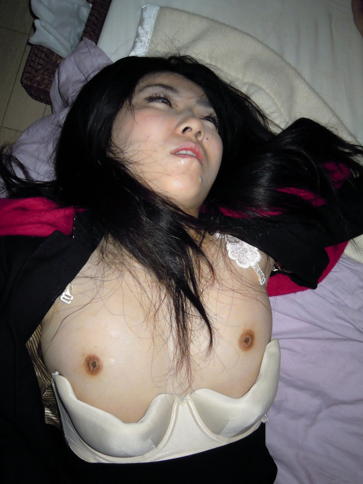 Very Beautiful & Super Lovely Japanese drunk girlfriend's ...