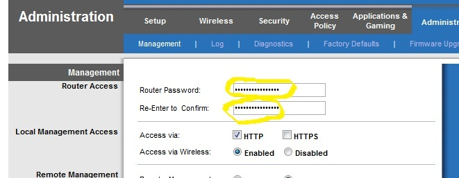 Linksys wireless router config for bridge mode | IT Knowledge Share