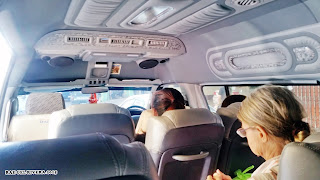 van hat yai thailand to penang island malaysia mini bus land travel