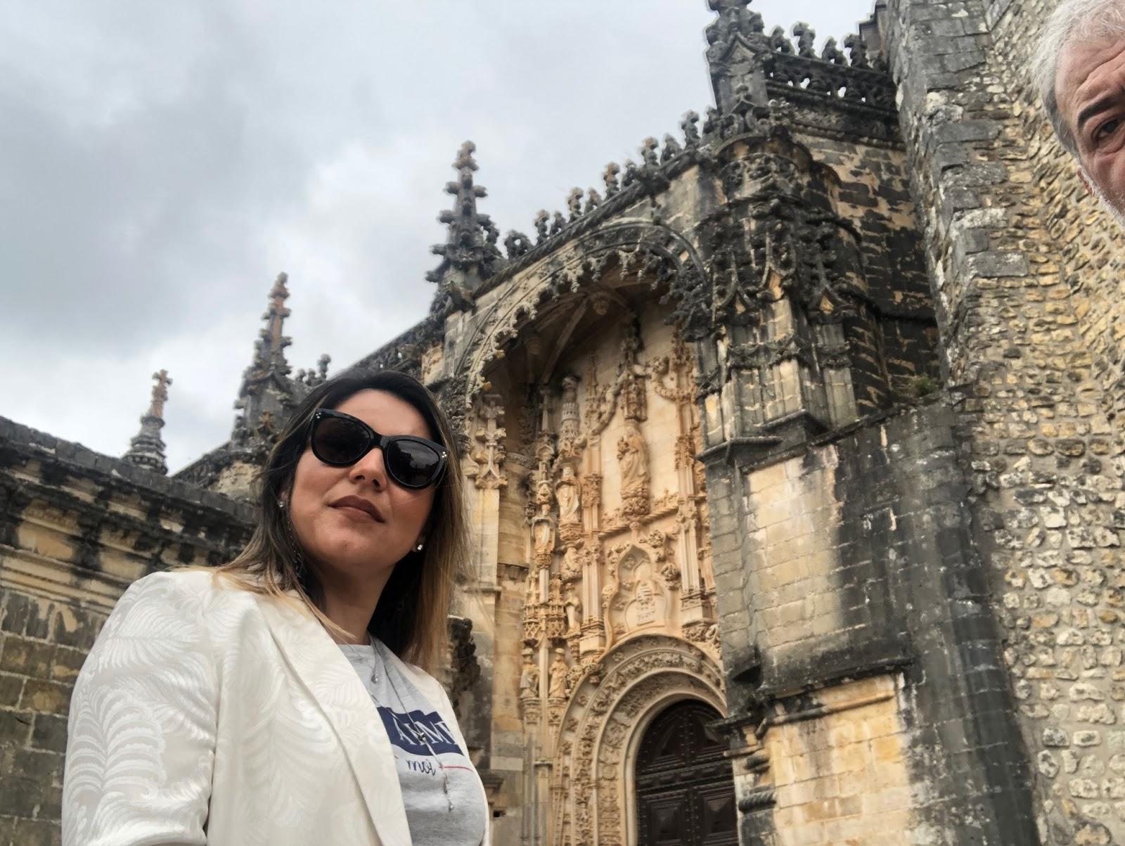 Passeio em Estremoz, Castelo dos Templários em Tomar e Universidade de Coimbra