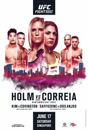 Watch UFC Fight Night: Holm vs. Correia Online Free 2017 Putlocker