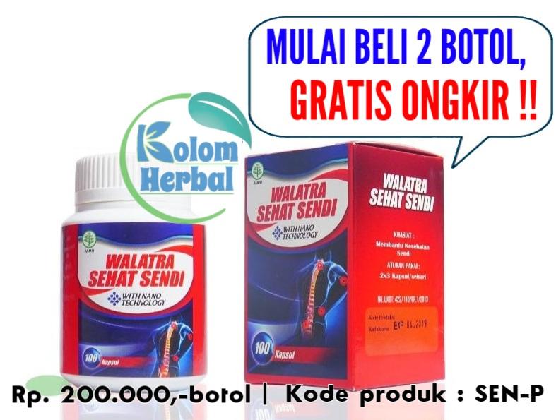 Walatra Sehat Sendi Original Kapsul