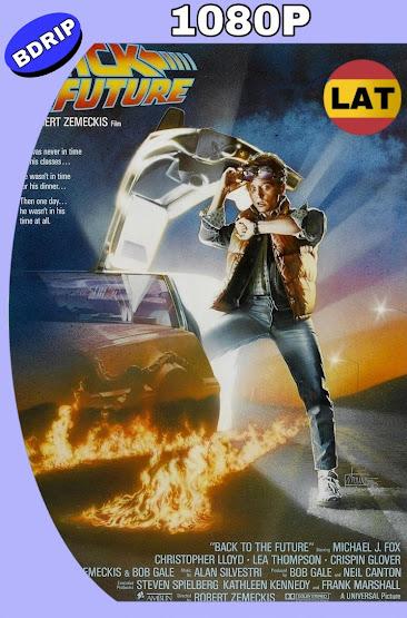 Volver al Futuro (1985) BDRip 1080P Latino-Ingles MKV