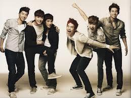 Boyband Korea Terpopuler