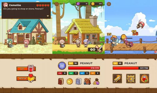 Postknight MOD Unlimited Cash Money All Unlocked Apk Android Terbaru