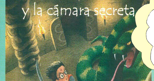 Harry Potter y la cámara secreta #2 ~ J. K. Rowling