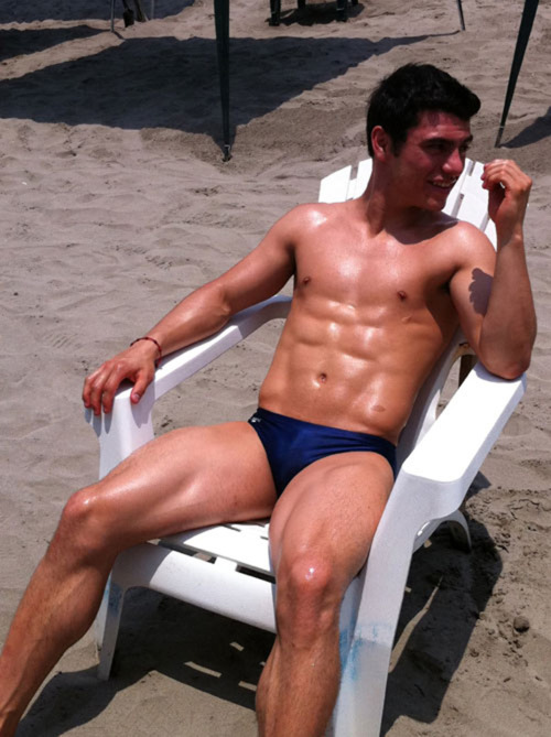 Things That Caught My Eye Olympic Hotties Mexican Diver -6347
