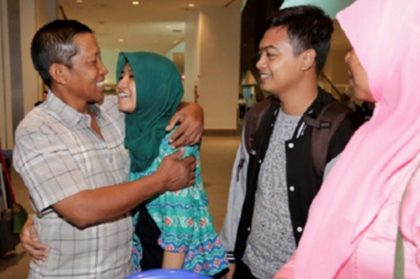 Tragedi Highland Tower: 'Bayi Ajaib' Tiba di Malaysia
