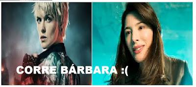 Barbara y Nyssa al Ghul en Gotham 5x10