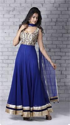 Indian Dresses Salwar Kameez Anarkani