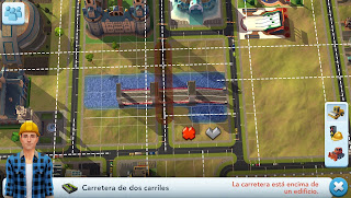 construir carretera puente simcity buildit