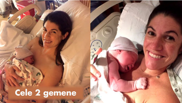doua gemene nasc in acelasi timp