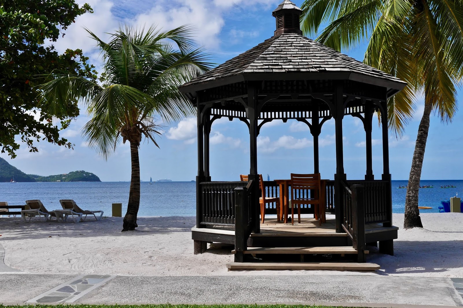 The Sandals Grande St Lucia Beach, Sandals Grande St Lucia Review