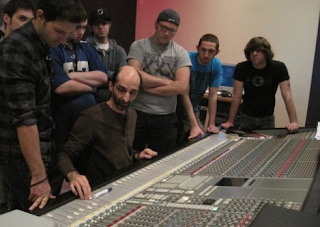 So You Want To Be A Sound Engineer?