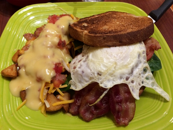MissionFoodTs RestaurantA Rhode Island Brunch Favorite