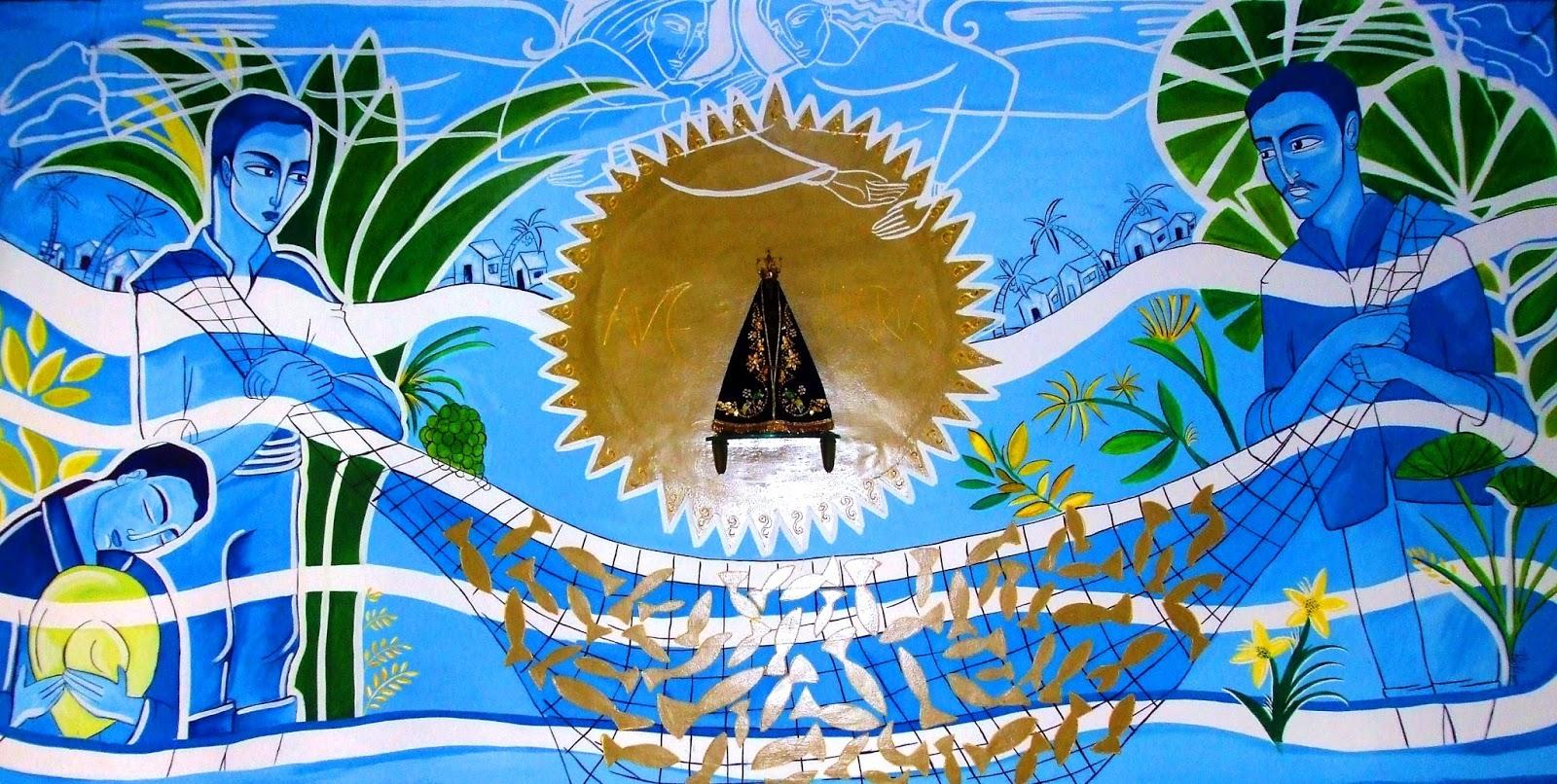 Solenidade De Nossa Senhora Aparecida Paróquia Nossa: ICatolica.com: Solenidade De Nossa Senhora Aparecida