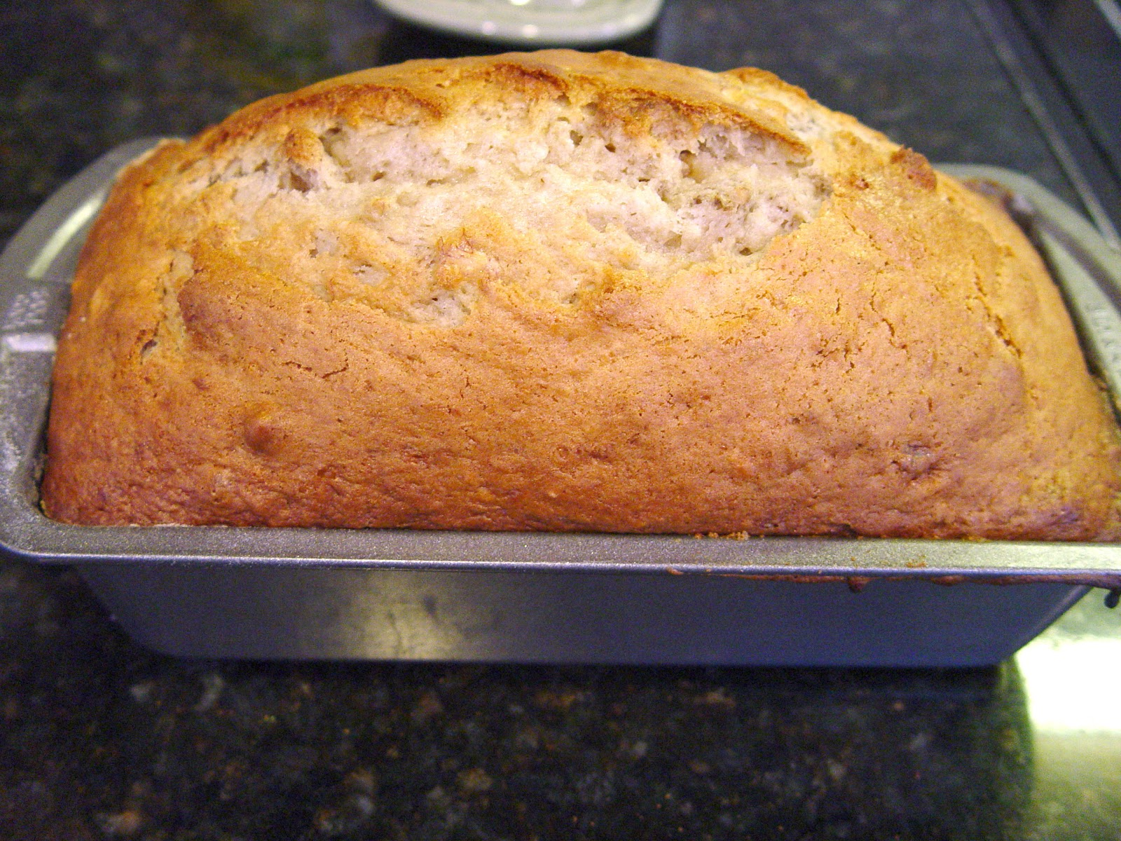 Old Fashioned Banana Nut Bread 101 Cooking For Two