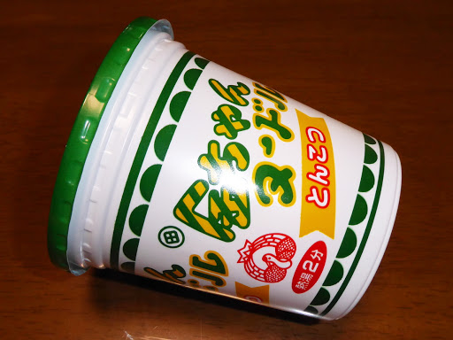 【徳島製粉】金ちゃんヌードル とんこつ