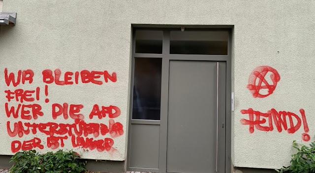 FDP unser Feind Erfurt