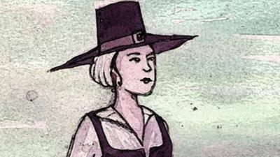 Agnes Waterhouse - kisah penyihir legendaris
