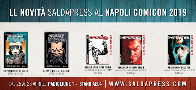 TWD al Comicon