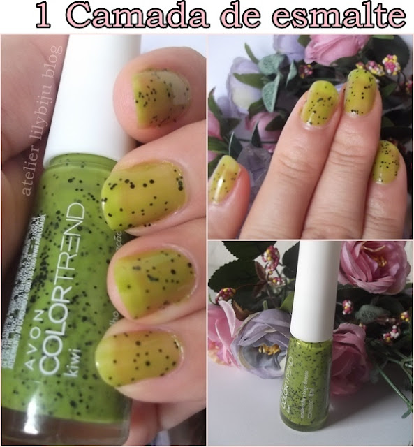 Esmalte color trend close certo